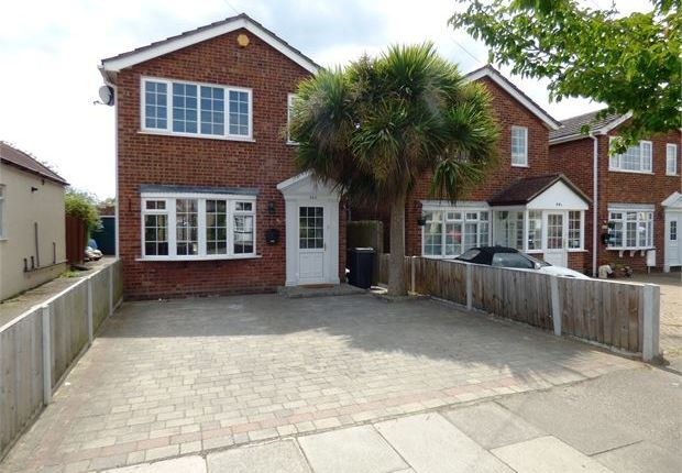 Thumbnail Detached house for sale in Gravel Road, Leigh On Sea, Leigh On Sea