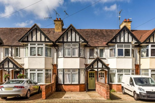 Thumbnail Terraced house to rent in Southern Road, Camberley