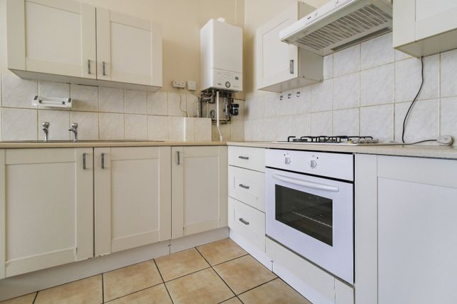 Kitchen of The Overcliffe, Northfleet, Kent DA11