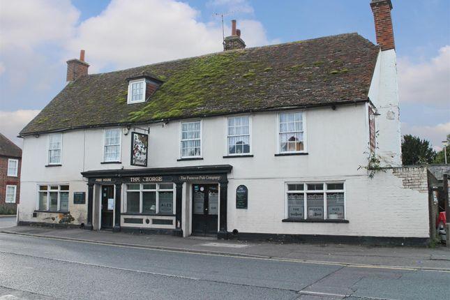 Thumbnail Restaurant/cafe for sale in Kent - Pub & Chinese Restaurant ME9, Teynham, Kent