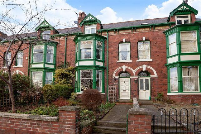 Thumbnail Terraced house for sale in College Road, Ripon