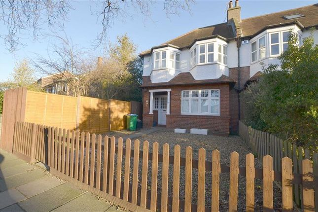 Thumbnail End terrace house to rent in St. Marks Road, Teddington
