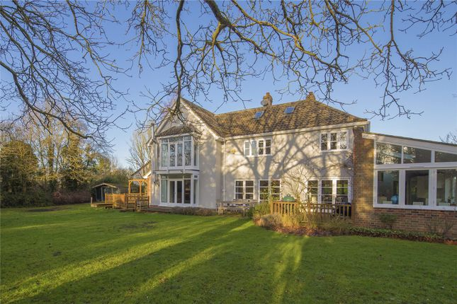 Thumbnail Detached house for sale in Moules Lane, Hadstock, Cambridge