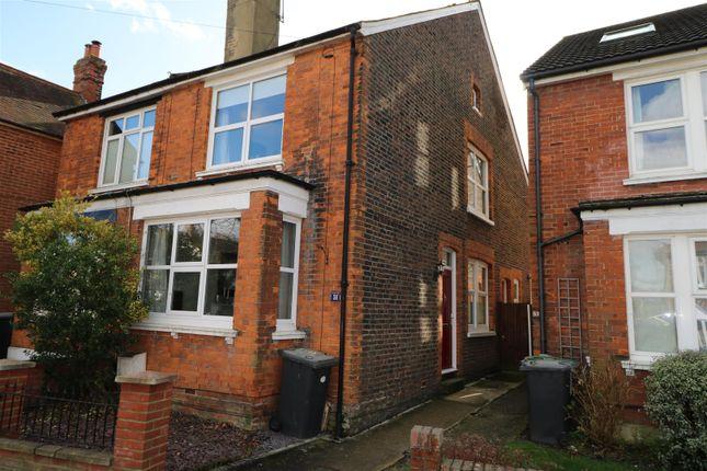 Thumbnail Semi-detached house for sale in Douglas Road, Tonbridge