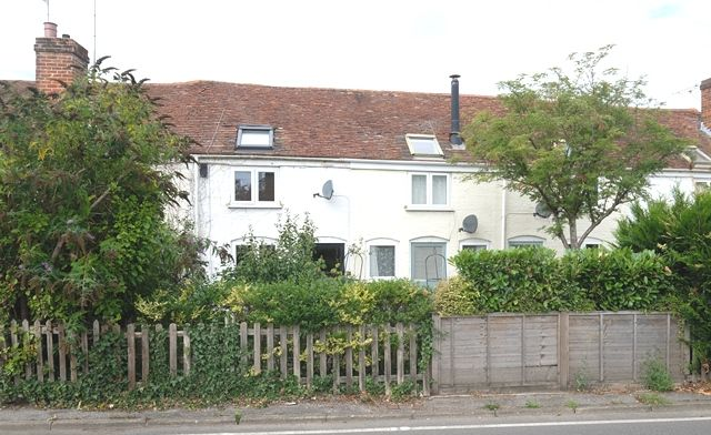 Thumbnail Cottage for sale in Marchwood Terrace, Marchwood