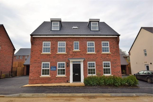 Thumbnail Detached house for sale in Line Way, Earls Barton, Northampton
