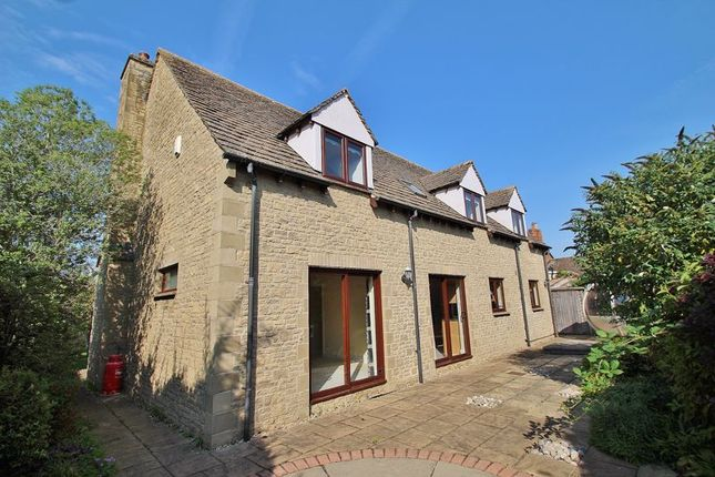 Rear Of Property of Corndell Gardens, Witney OX28