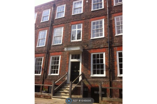 Thumbnail Flat to rent in Minor Canon Row, Rochester