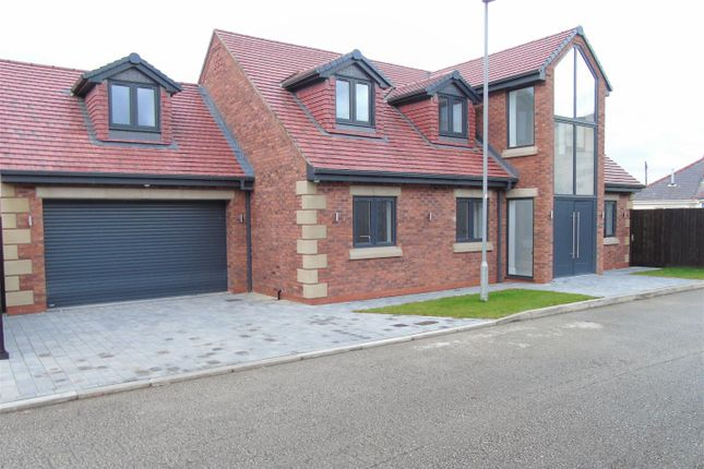 Thumbnail Detached house for sale in The Pottery, Melling, Liverpool
