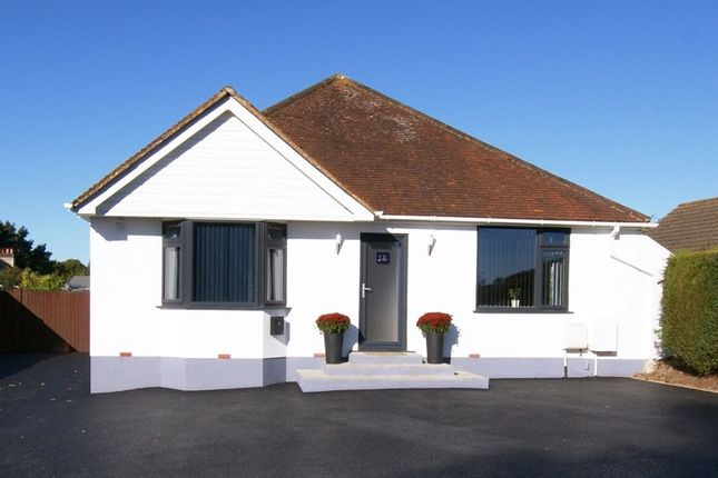 Thumbnail Bungalow for sale in Old Wareham Road, Beacon Hill, Poole