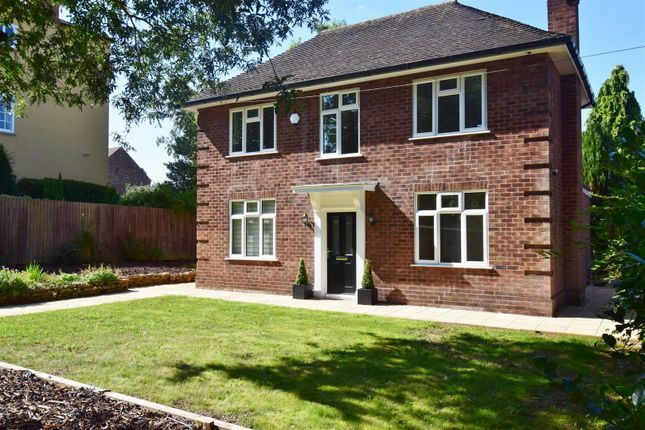 Thumbnail Detached house for sale in Burgage, Southwell