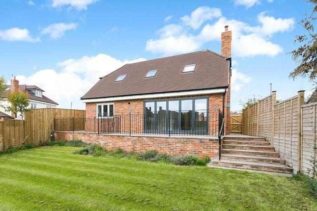 Thumbnail Detached house for sale in Farm Road, Nr Newlands School, Maidenhead, Berks