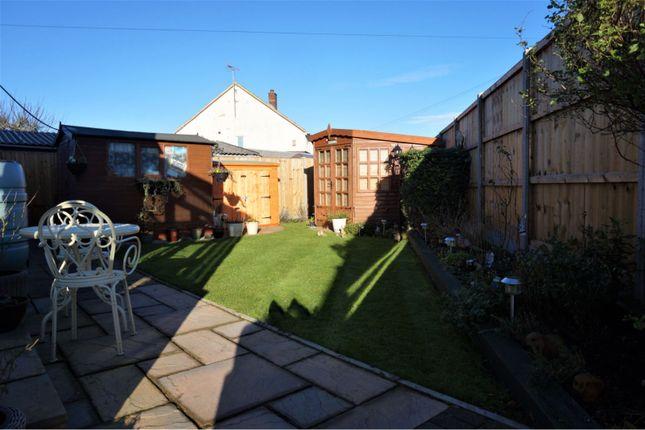 Rear Garden of Wycombe Way, Luton LU3