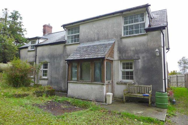 Thumbnail Detached house for sale in Rhosygarth, Aberystwyth, Ceredigion