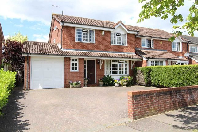 Thumbnail Detached house for sale in Mountbatten Drive, Colchester