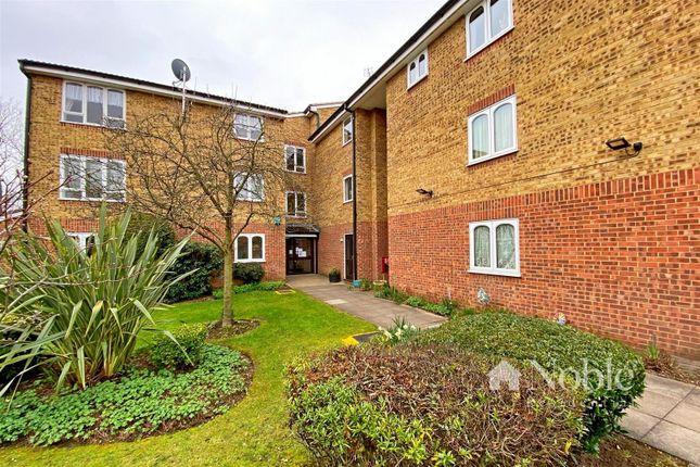 Thumbnail Property for sale in Merritt House, Frazer Close, Romford