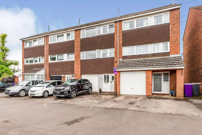 Thumbnail Terraced house for sale in Thurnall Close, Baldock