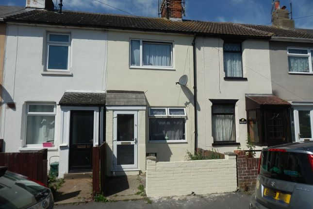 Thumbnail Terraced house for sale in Manor Road, Dovercourt