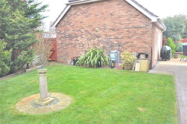 Garden 3 of Mill Road, Basingstoke, Hampshire RG24