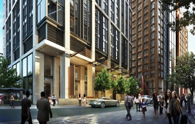 Thumbnail Flat for sale in Bondway, Nine Elms