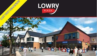 Thumbnail Retail premises to let in Unit 6A, Lowry Plaza, Bargoed