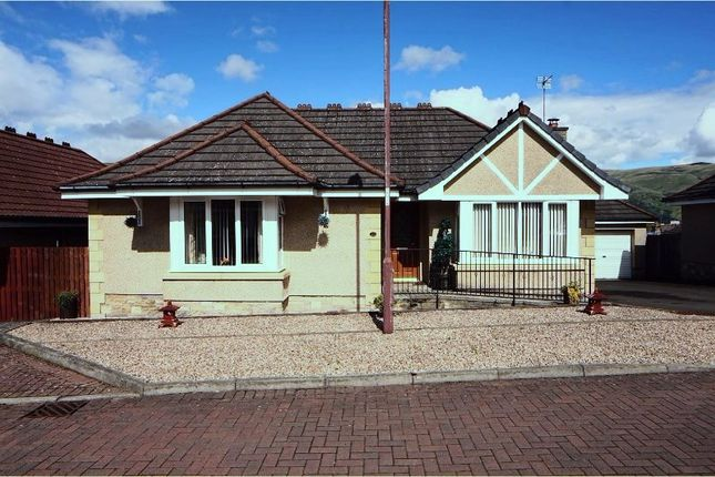 Thumbnail Detached bungalow for sale in Keirfold Avenue, Tullibody