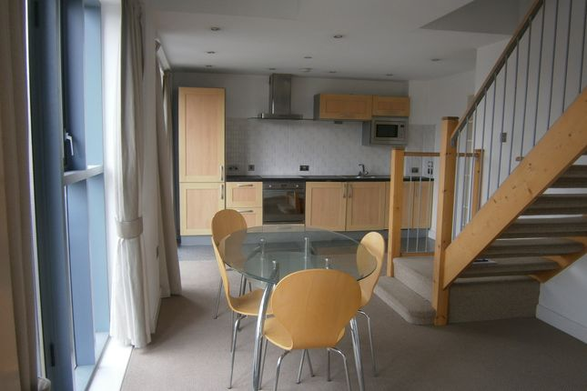 Thumbnail Flat to rent in D702 Castle Exchange George Street, Nottingham