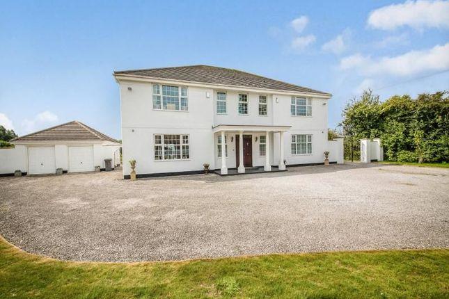 Thumbnail Detached house for sale in Sunnyside Farm Gwellyn Avenue, Kinmel Bay, Rhyl