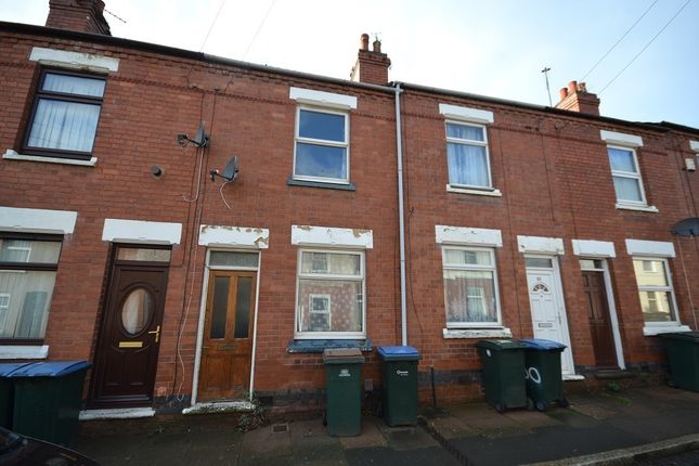 2 bed terraced house to rent in Enfield Road, Stoke, Coventry