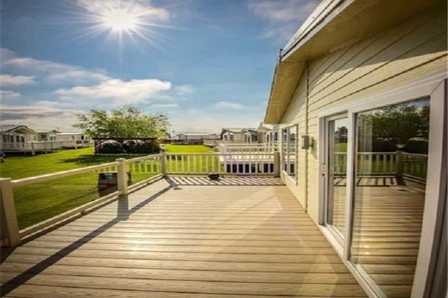 Thumbnail Mobile/park home for sale in Sandy Bay Holiday Park, Ashington, Northumberland