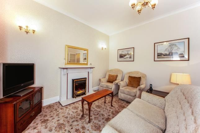 Lounge of Gertrude Street, Nelson, Lancashire, . BB9