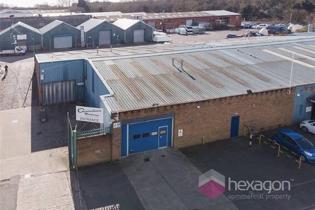 Thumbnail Light industrial to let in Unit 4A Quantum Works, Whitehouse Road, Kidderminster