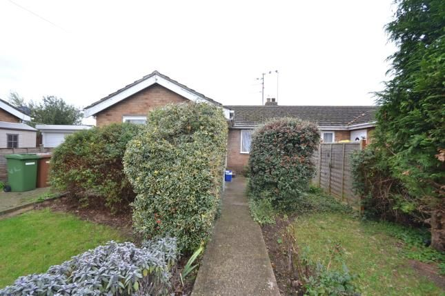 Thumbnail Bungalow for sale in Queen Street, Bozeat, Wellingborough