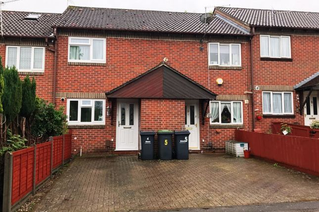 Thumbnail Terraced house for sale in Windrush Gardens, Waterlooville