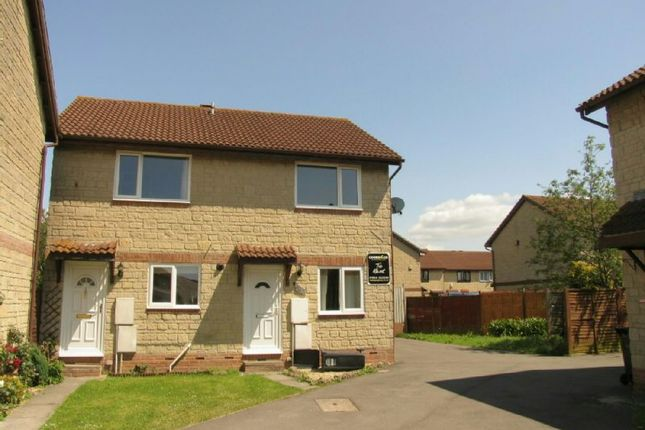 Thumbnail End terrace house to rent in Priston Close, Worle, Weston-Super-Mare