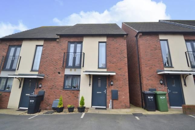 2 bed semi-detached house for sale in Mars Drive, Wellingborough, Northamptonshire