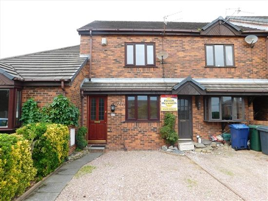 Thumbnail Property to rent in Mill View Court, Bickerstaffe, Ormskirk