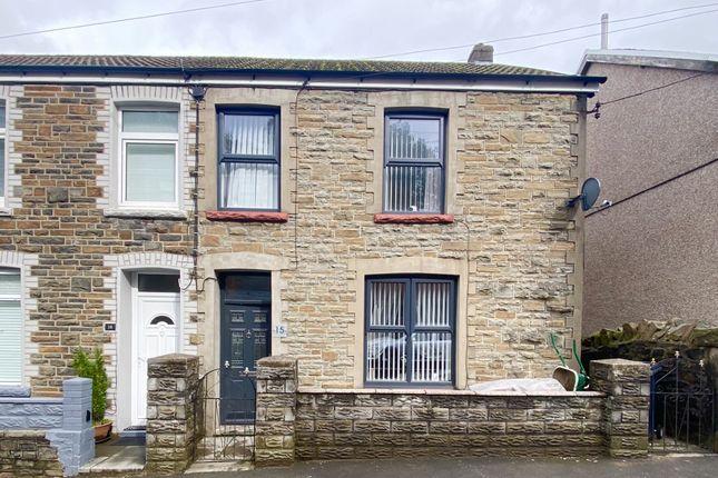 Thumbnail Semi-detached house for sale in Hamilton Street, Mountain Ash, Mid Glamorgan