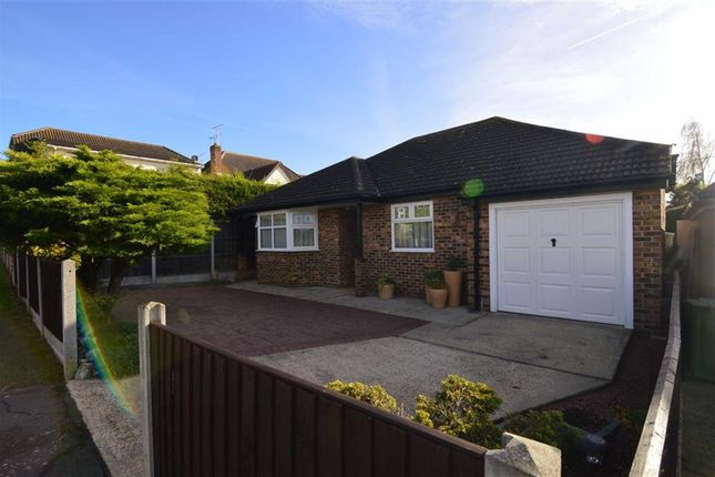 Thumbnail Detached bungalow for sale in Alpha Road, Bowers Gifford, Basildon