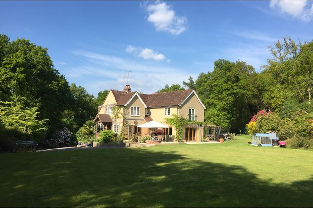 Thumbnail Detached house for sale in Highfield Lane, Liphook