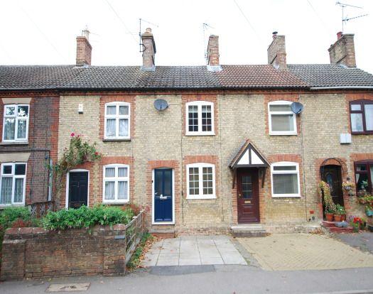 Thumbnail Terraced house to rent in Toddington Road, Tebworth, Leighton Buzzard
