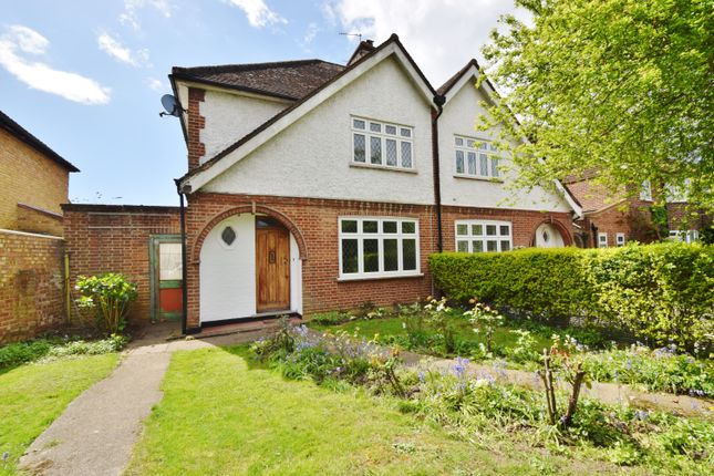 Thumbnail Semi-detached house to rent in Park Road, Hampton Hill
