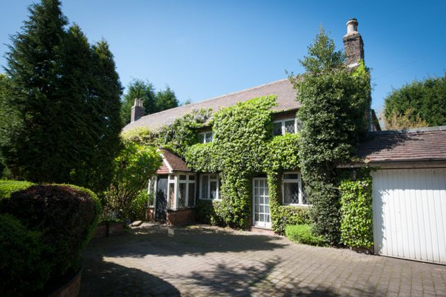Detached house for sale in Ivy Cottage, Station Approach, Four Oaks, Sutton Coldfield
