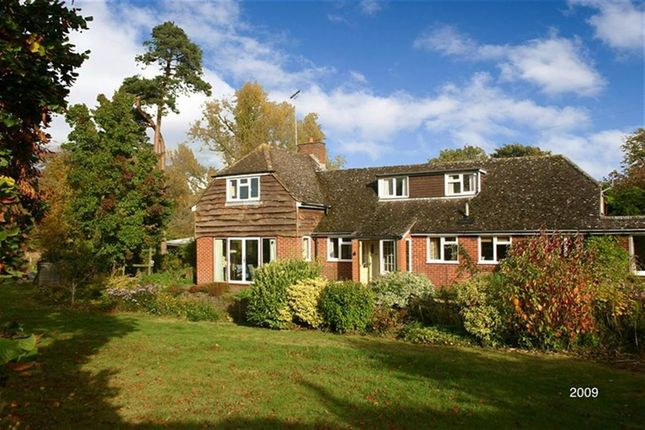 Thumbnail Link-detached house for sale in Uffington Road, Wantage, Oxfordshire
