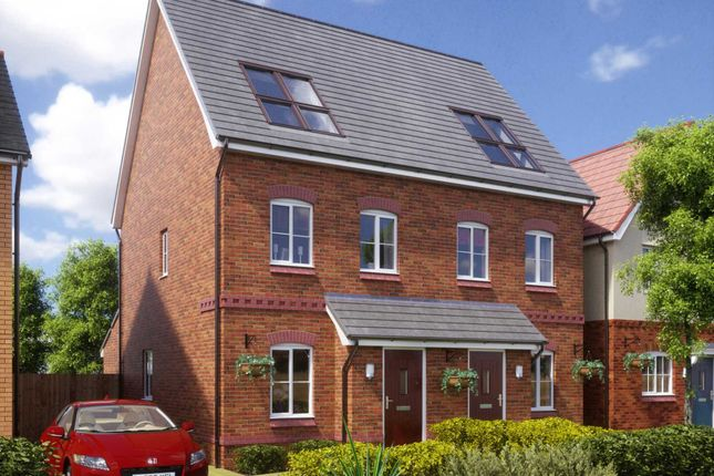 Thumbnail Semi-detached house to rent in Fairhurst Road, Liverpool