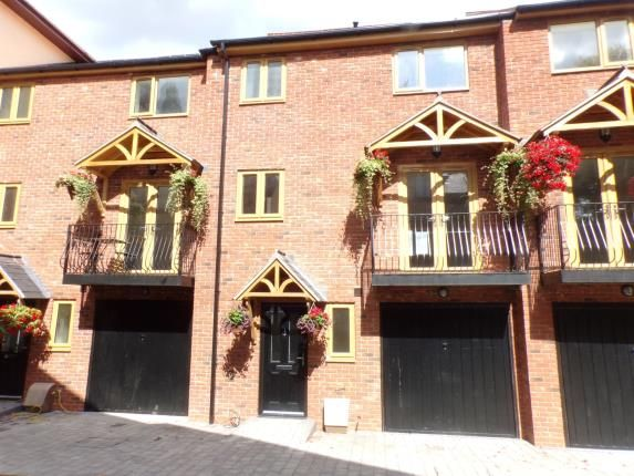 Thumbnail Terraced house for sale in The Courtyard, Hill Street, Walsall, West Midlands