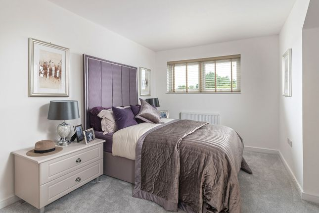 "2 bedroom flat for sale in ""Aston Court - Type 5 Second Floor"" at Loansdean, Morpeth"