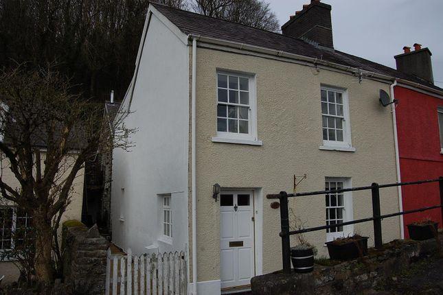 Thumbnail Terraced house for sale in Bridge Street, Ffairfach, Llandeilo