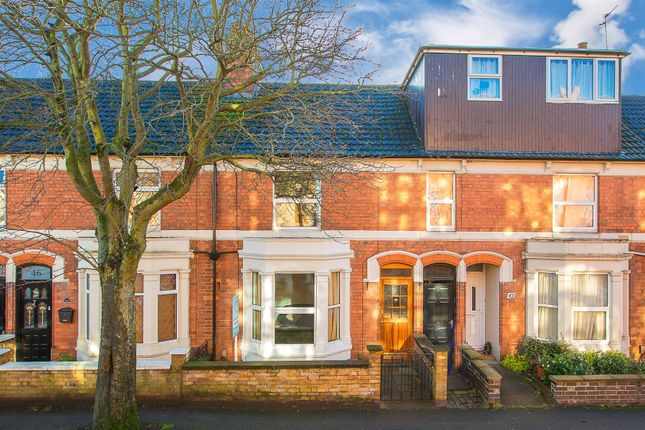 3 bed terraced house for sale in William Street, Kettering