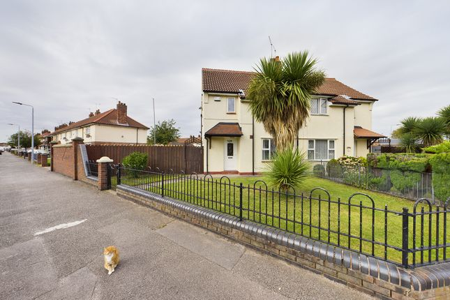 3 bed semi-detached house for sale in Tanfield Grove, Hull HU9